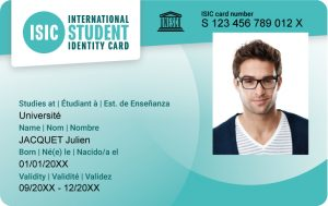 Carte ISIC